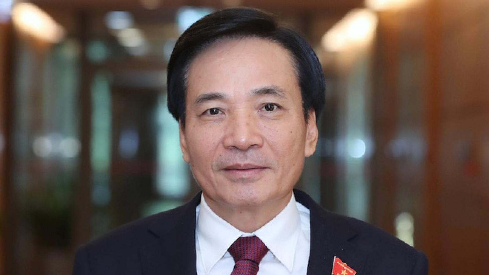 Quá trình công tác của Bộ trưởng, Chủ nhiệm Văn phòng Chính phủ Trần Văn Sơn