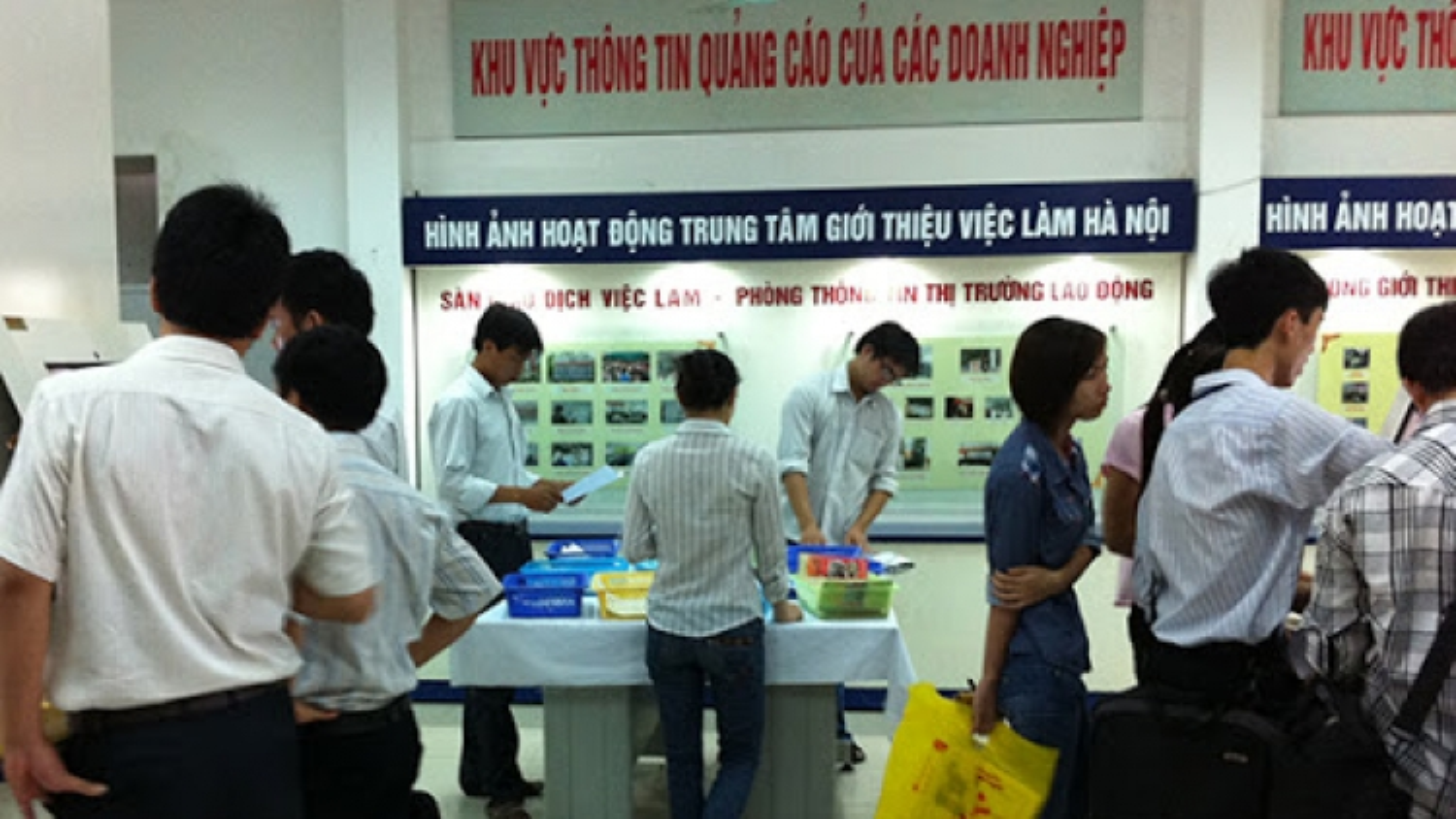 Employment market in HCM City bounces back
