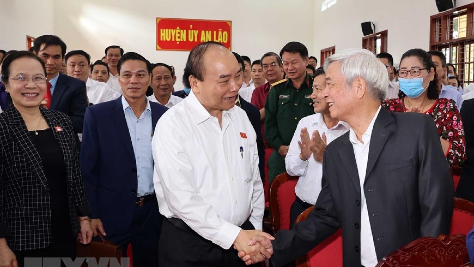 Một nhiệm kỳ nhiều dấu ấn của Thủ tướng Nguyễn Xuân Phúc
