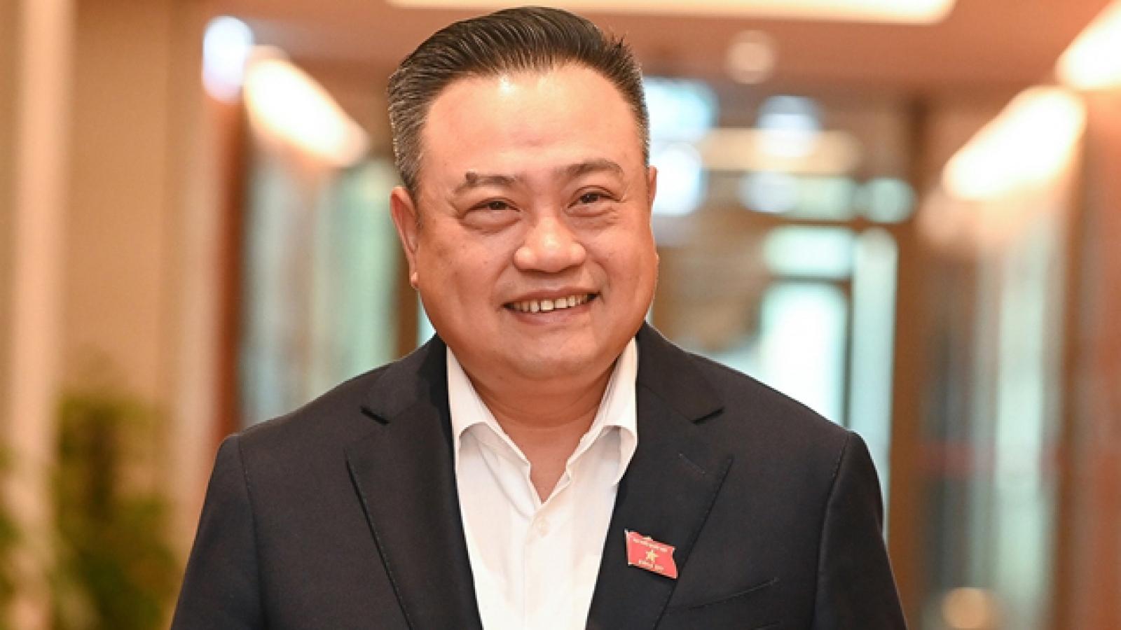 Ông Trần Sỹ Thanh trở thành tân Tổng Kiểm toán Nhà nước