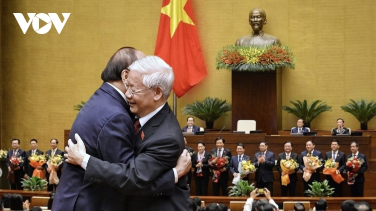 New Vietnamese leadership and aspirations for prosperous nation