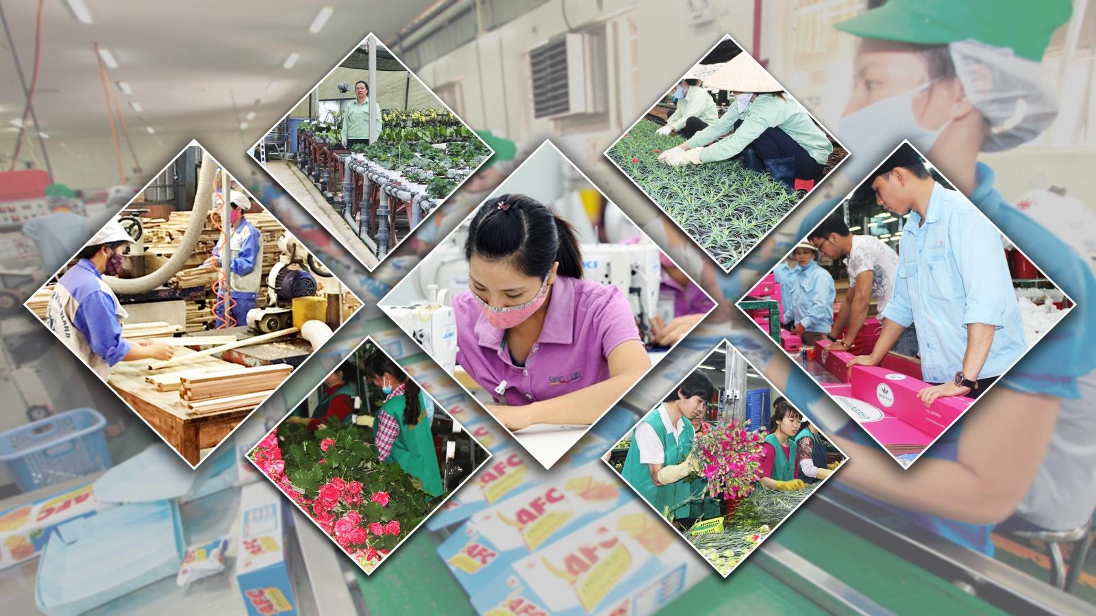Chính phủ cụ thể hóa nghị quyết thành 130 chương trình, đề án