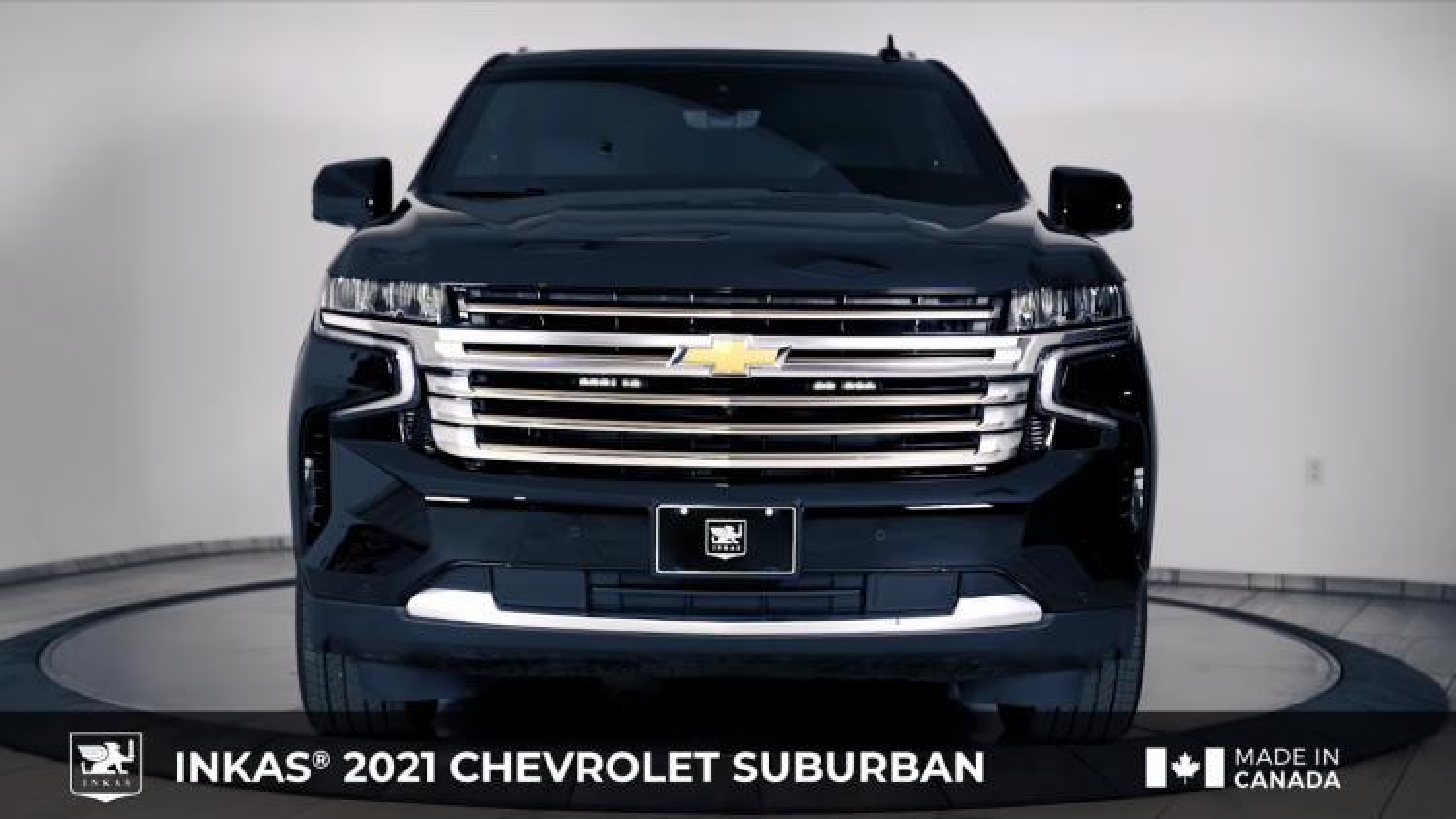 Khám phá Chevrolet Suburban 2021 chống đạn AK-47 và lựu đạn
