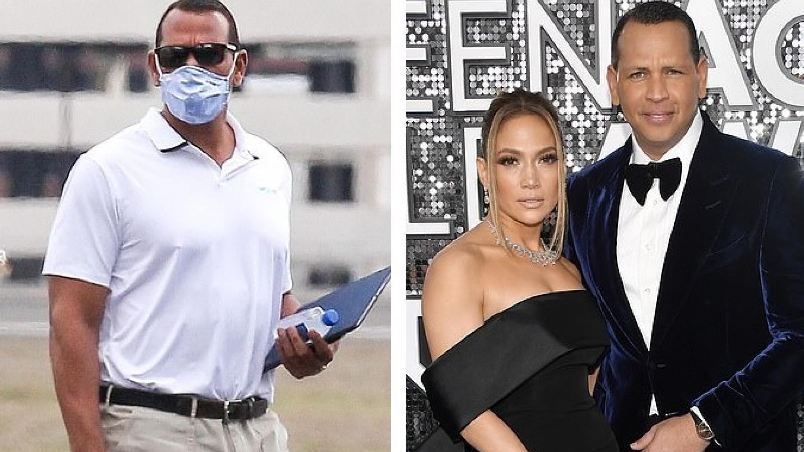 """""""Tình cũ"""" Jennifer Lopez tất bật trở lại với công việc sau khi chia tay"""