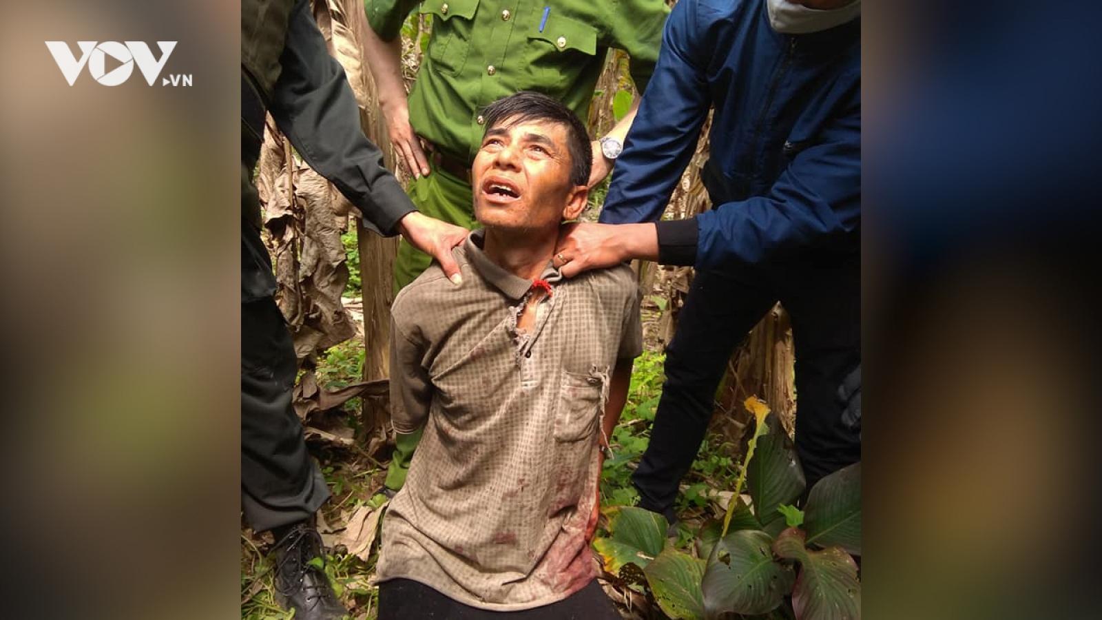 Mâu thuẫn gia đình, con trai hạ sát bố đẻ ở Sơn La