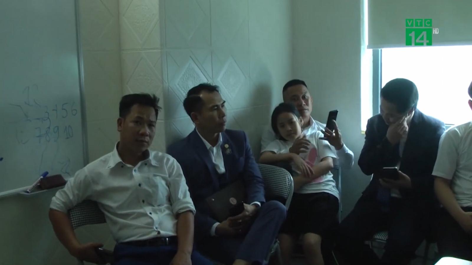Phát hiện nhóm đối tượng sinh hoạt tôn giáo trái phép ở Nghệ An
