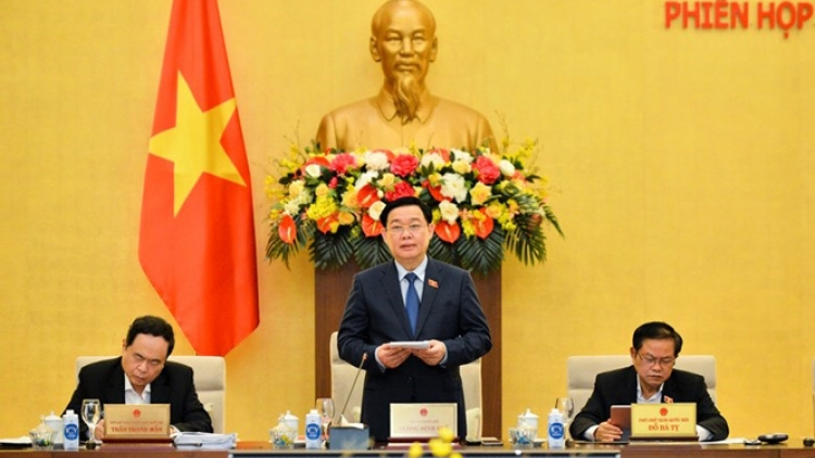 NA Standing Committee meets in Hanoi