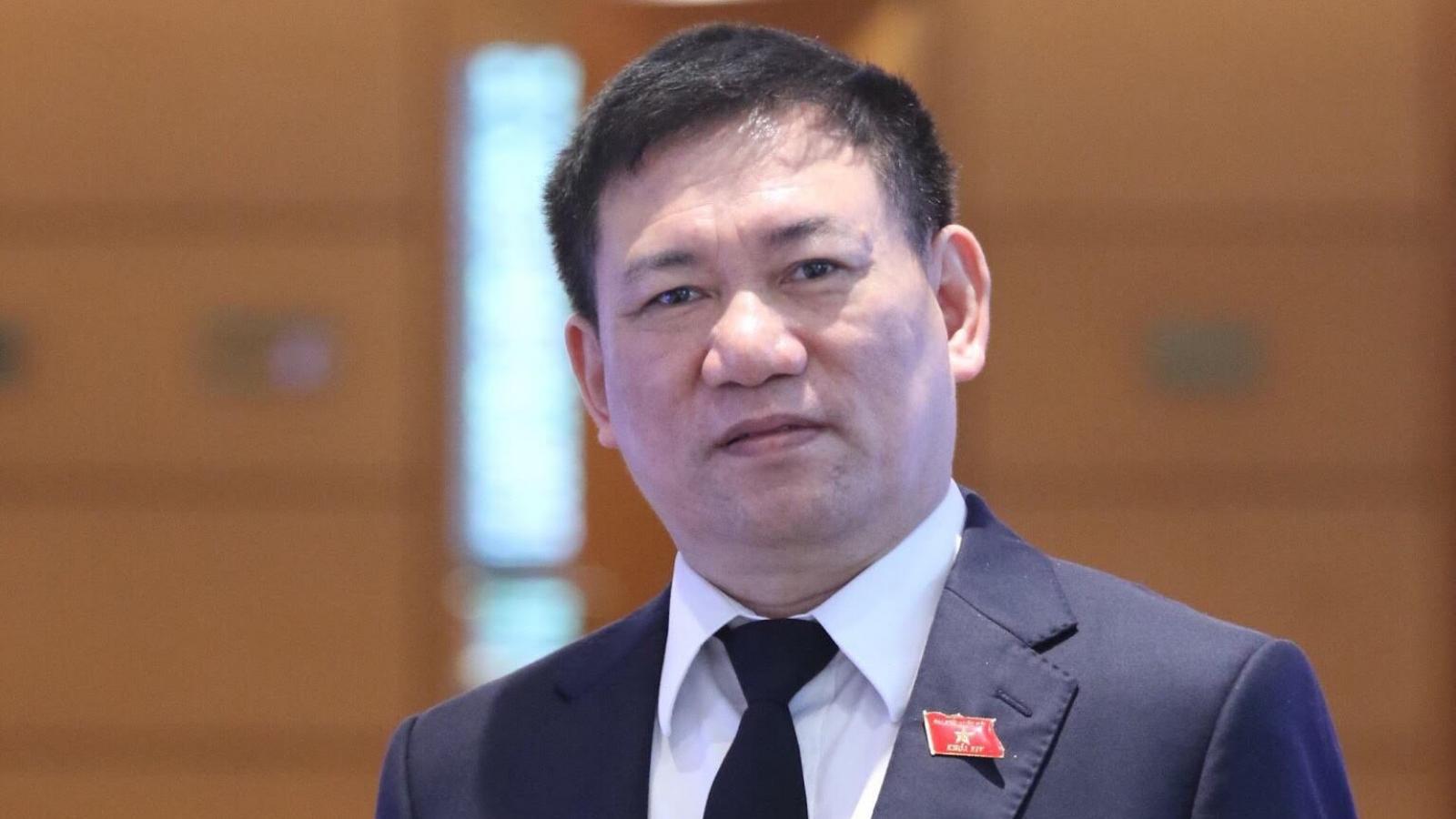 Tổng Kiểm toán Nhà nước Hồ Đức Phớc giữ chức Bộ trưởng Bộ Tài chính