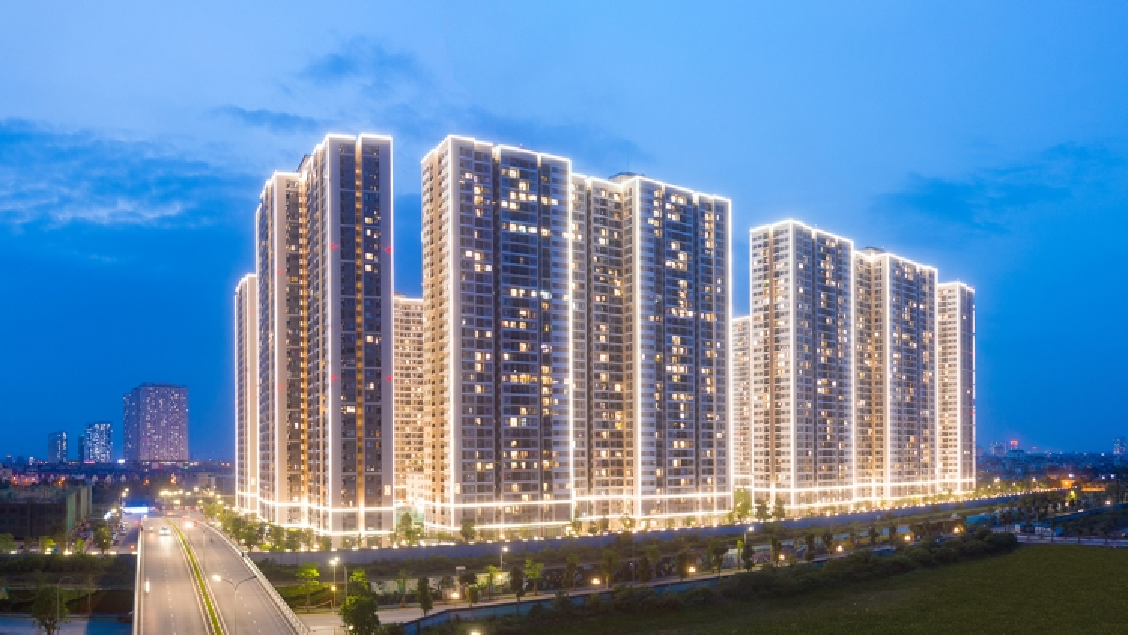 Đại đô thị quốc tế phía Tây Hà Nội hút dòng khách thuê ngoại