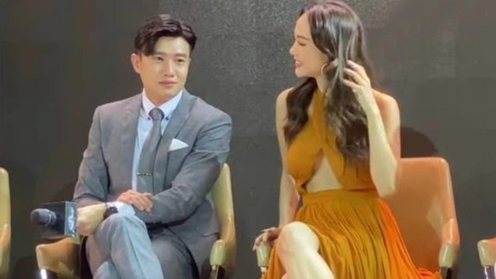 Chuyện showbiz: Quốc Trường và Minh Hằng vướng nghi vấn hẹn hò