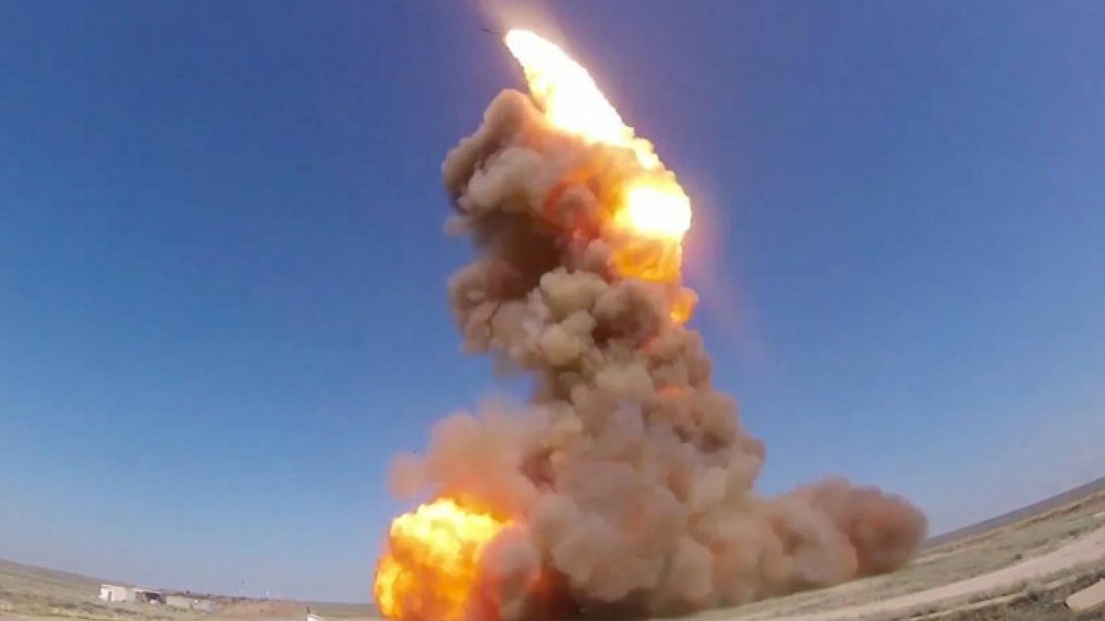 Nga thử thành công tên lửa chống đạn đạo mới