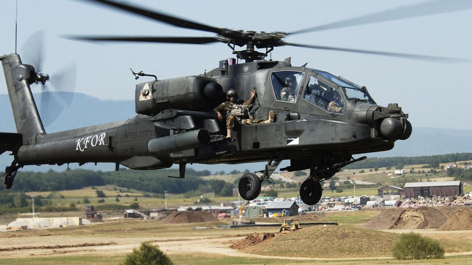 Hàn Quốc nhập thêm nhiều máy bay trực thăng tấn công