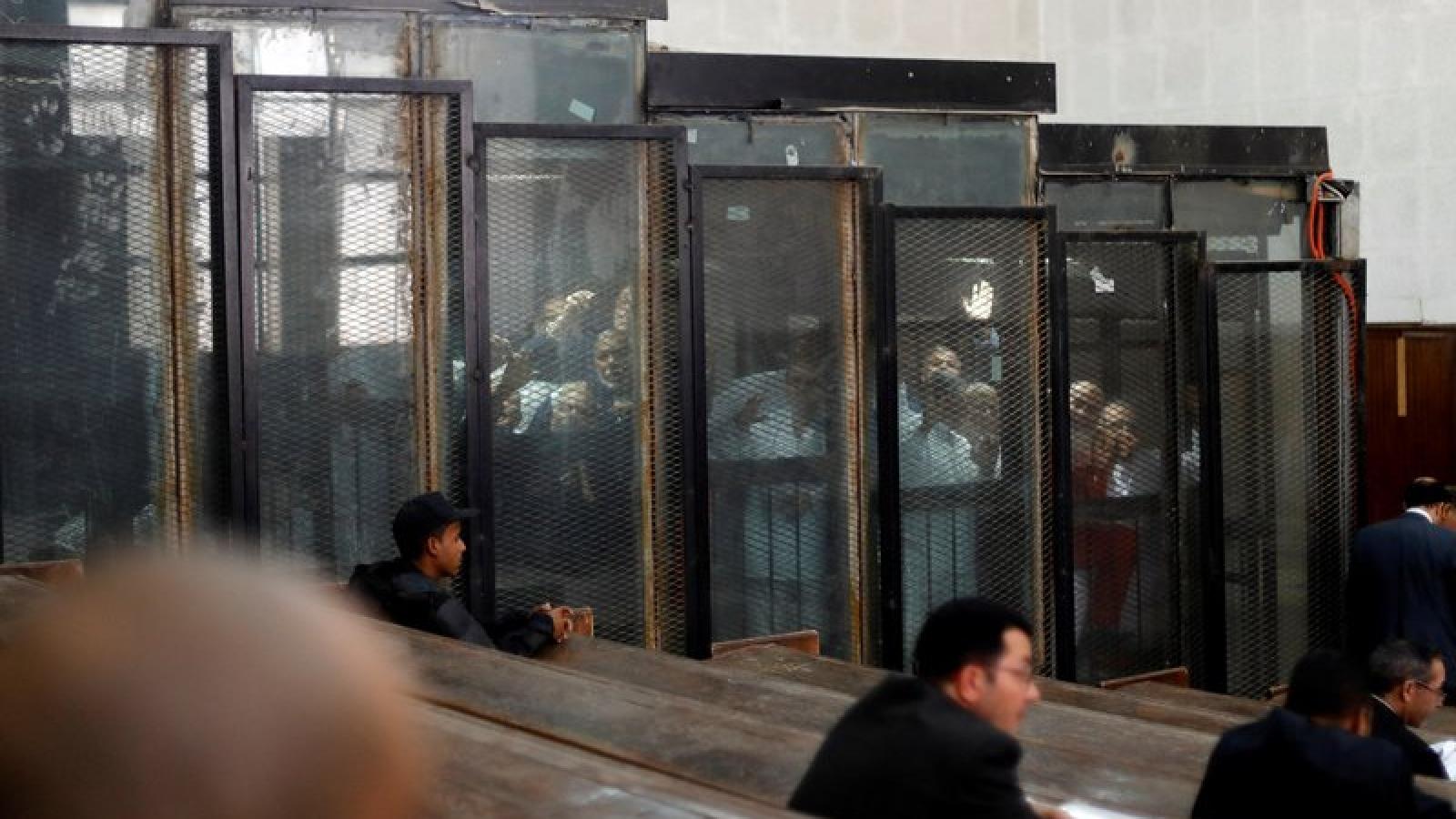 """Ai Cập thêm 103 thành viên nhóm """"Anh em Hồi giáo"""" vào danh sách khủng bố"""
