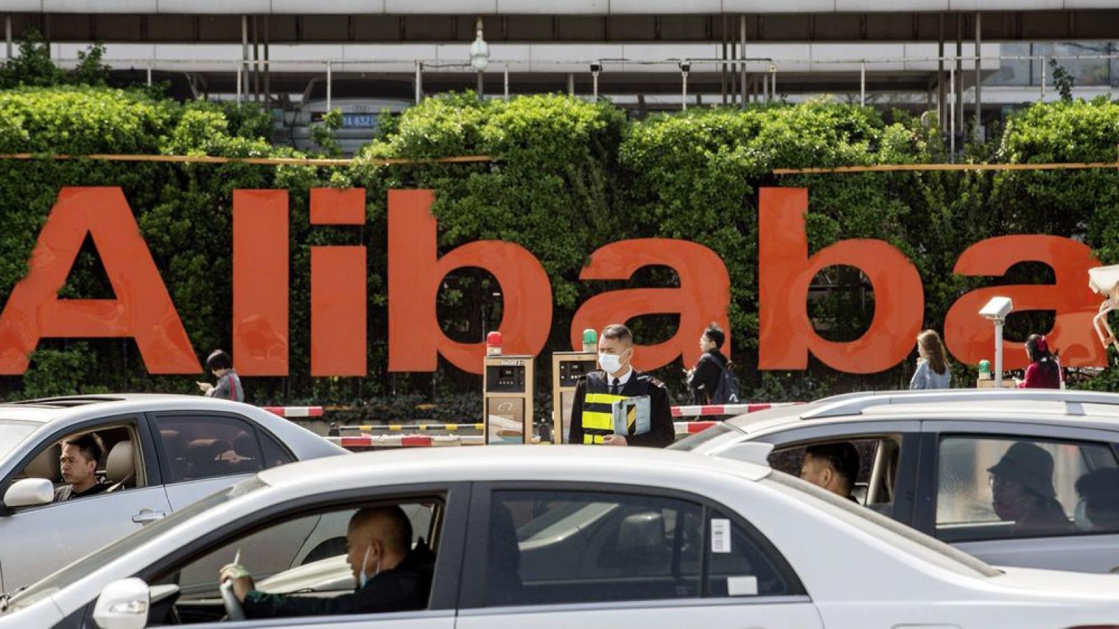 Sau án phạt kỷ lục 2,8 tỷ USD, cổ phiếu của Alibaba vọt tăng