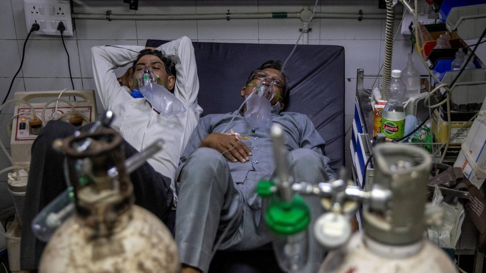 WHO tặng Ấn Độ 4.000 máy tập trung oxy chống dịch COVID-19