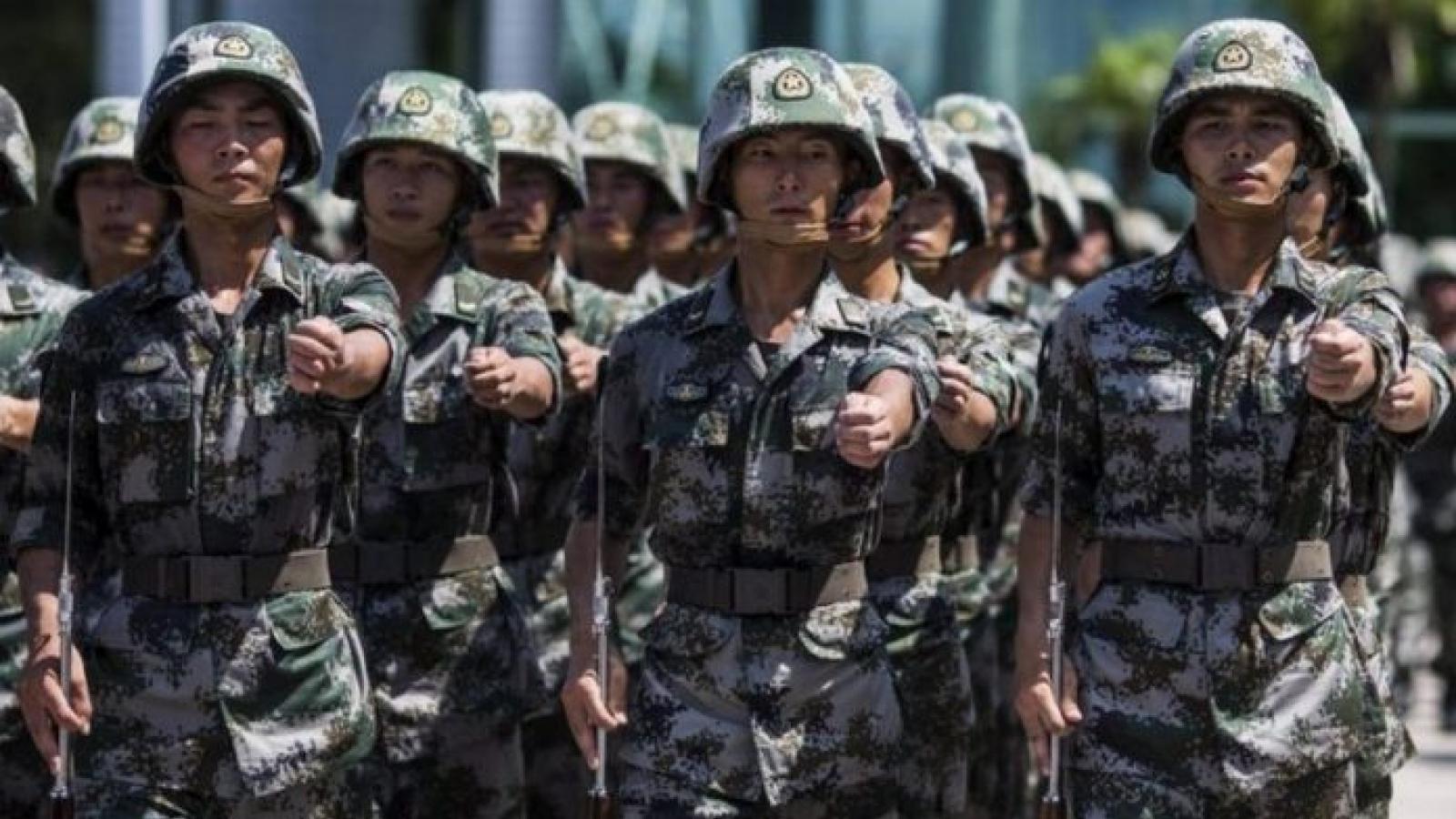 Trung Quốc thiết lập hệ thống phòng thủ liên hợp mới tại khu vực giáp với Ấn Độ