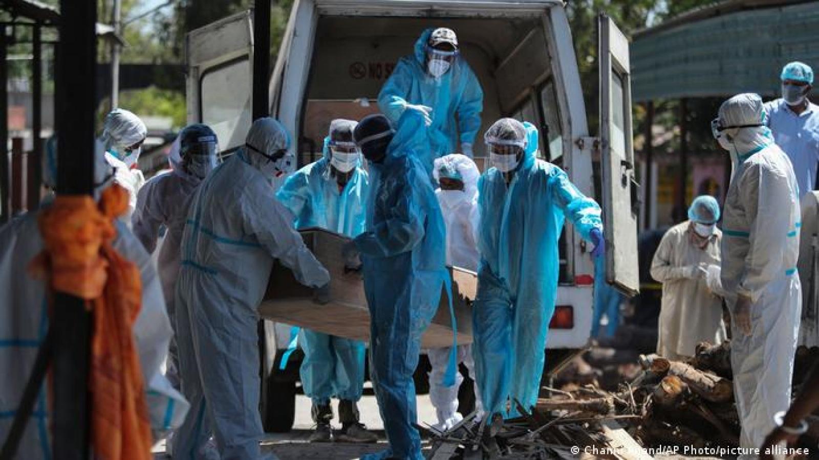 Hàn Quốc hỗ trợ thiết bị y tế cho Ấn Độ chống dịch Covid-19