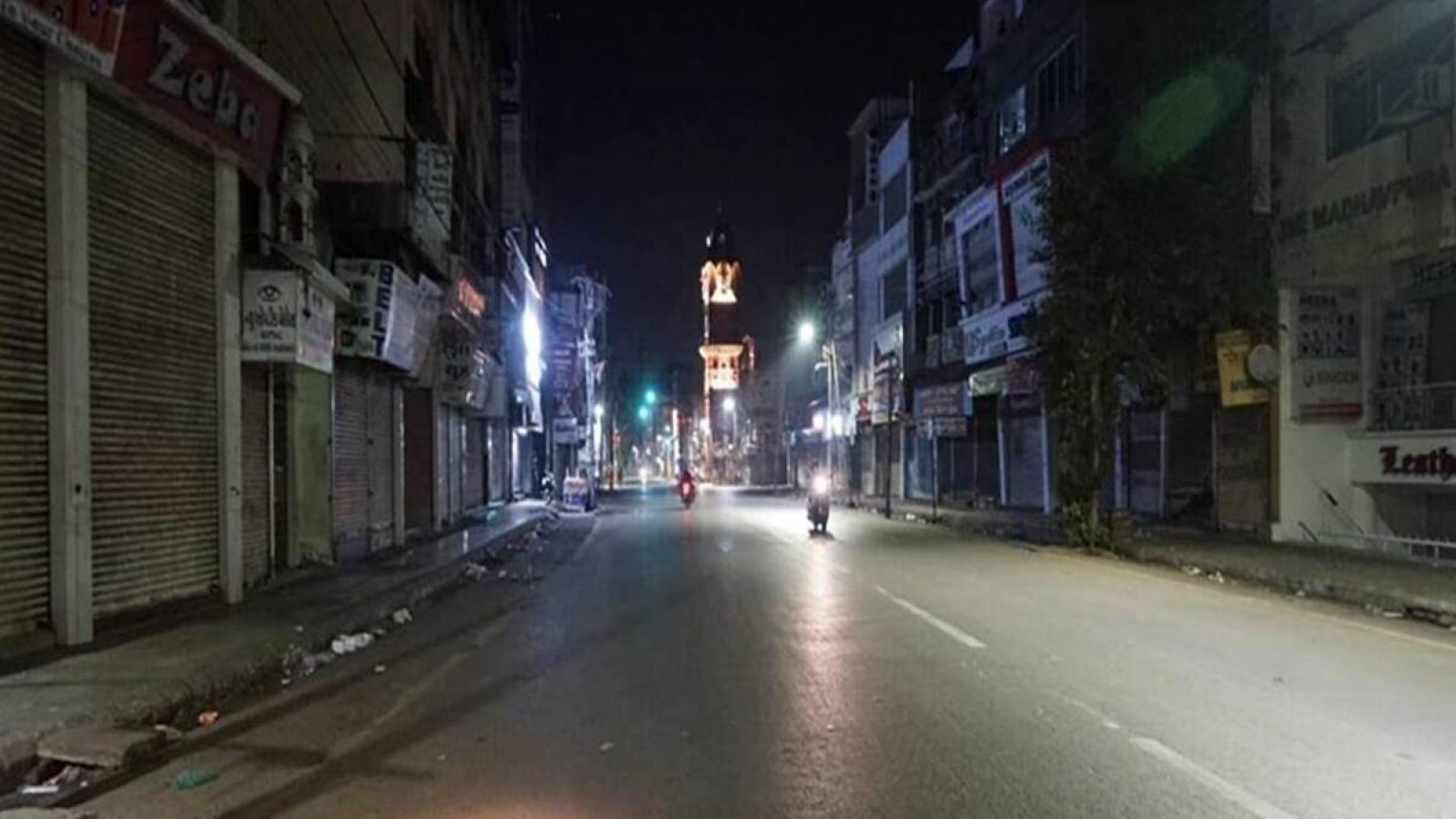 Lo ngại Covid-19, thủ đô New Delhi (Ấn Độ) giới nghiêm ban đêm tới hết tháng 4