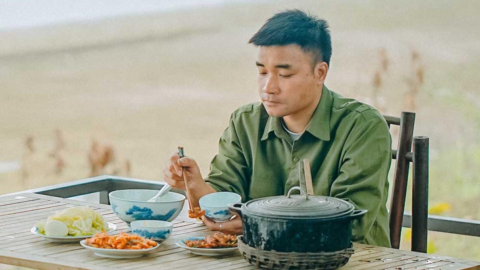 Xu thế kênh nấu ăn dân dã, mộc mạcđược ưa chuộng, thu hút hàng triệu lượt xem