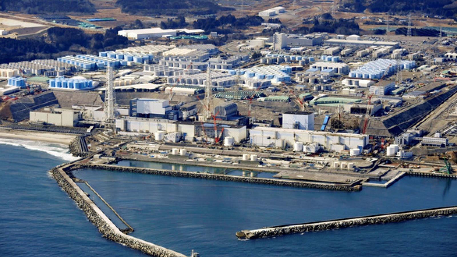 Trung Quốc triệu Đại sứ Nhật Bản phản đối vụ xả nước thải hạt nhân