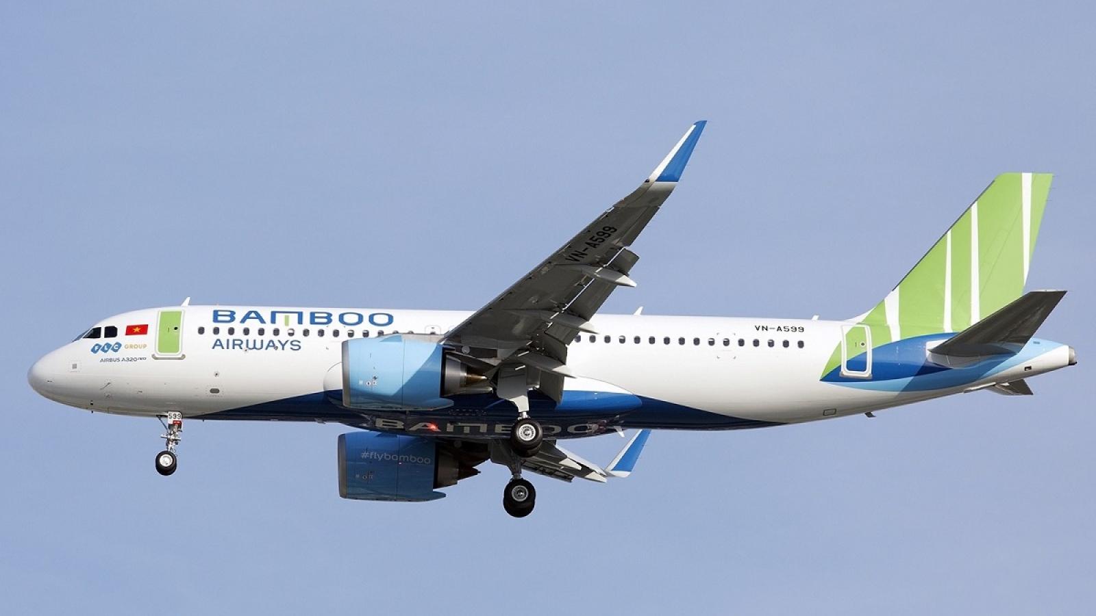 Bamboo Airways đón máy bay A320NEO mới xuất xưởng, tiếp tục mở rộng đội bay