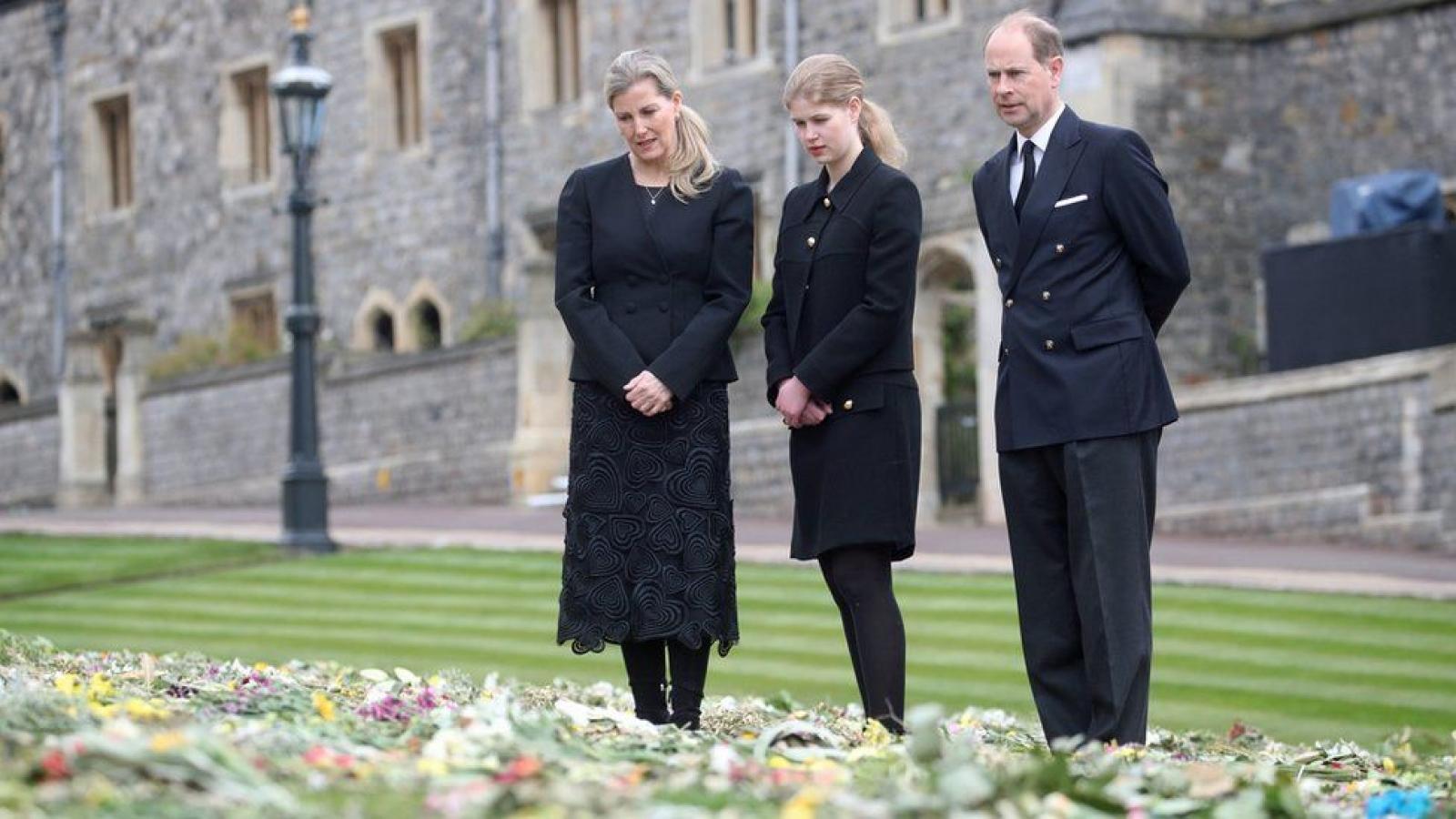 Người dân Anh tưởng nhớ Hoàng thân Philip