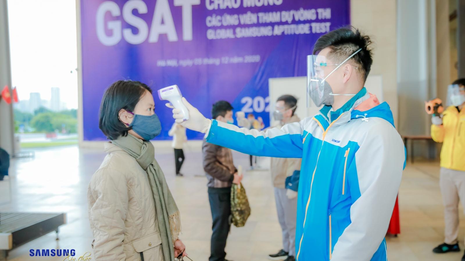 Samsung Việt Nam tuyển dụng hàng trăm kỹ sư và cử nhân đại học