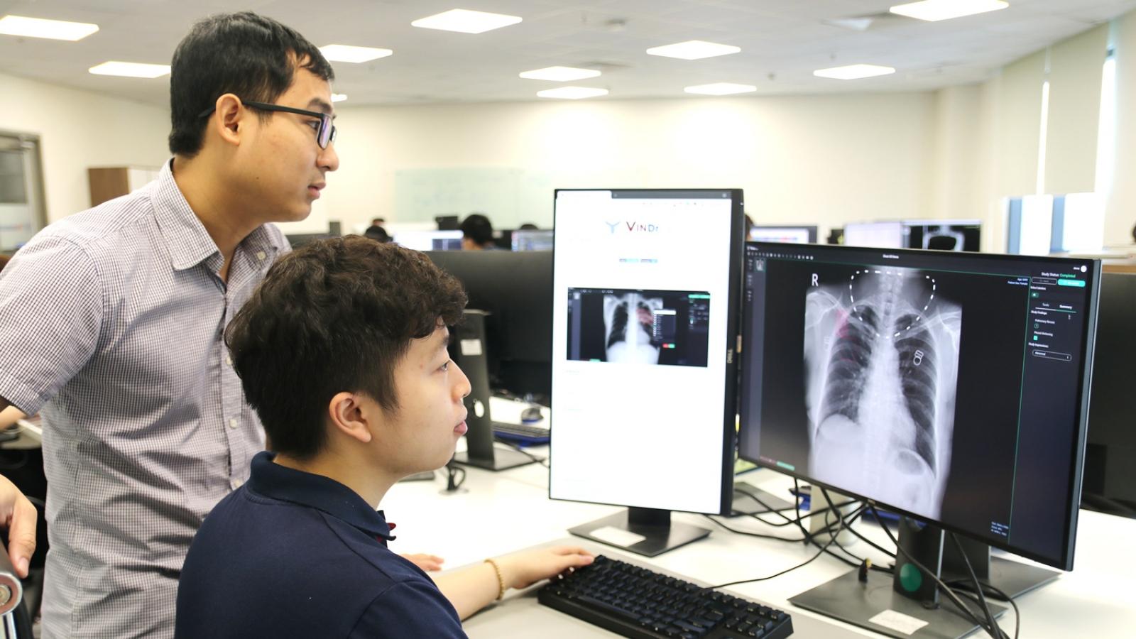 VinBigdata công bố kết quả cuộc thi toàn cầu về ứng dụng AI trong phân tích hình ảnh y tế
