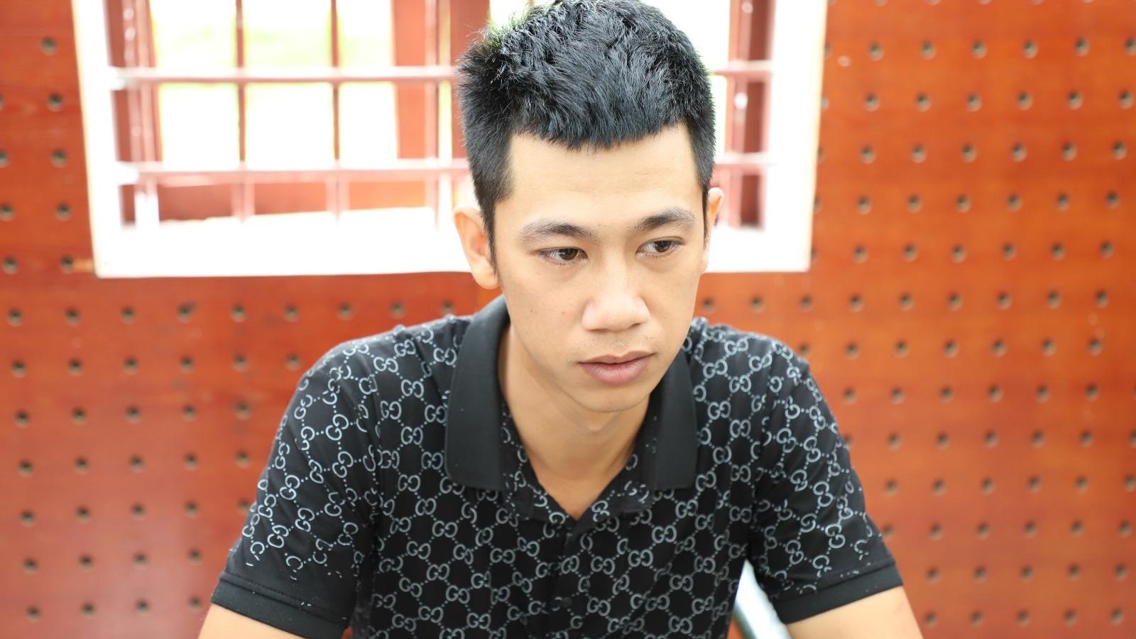 Truy bắt đối tượng dùng hung khí cướp tài sản ở Yên Bái
