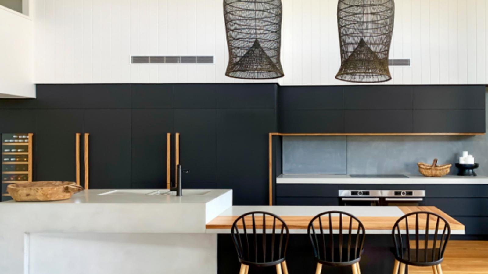 Tư vấn những thiết kế quầy bar, bếp vừa đẹp vừa hữu dụng cho gia chủ