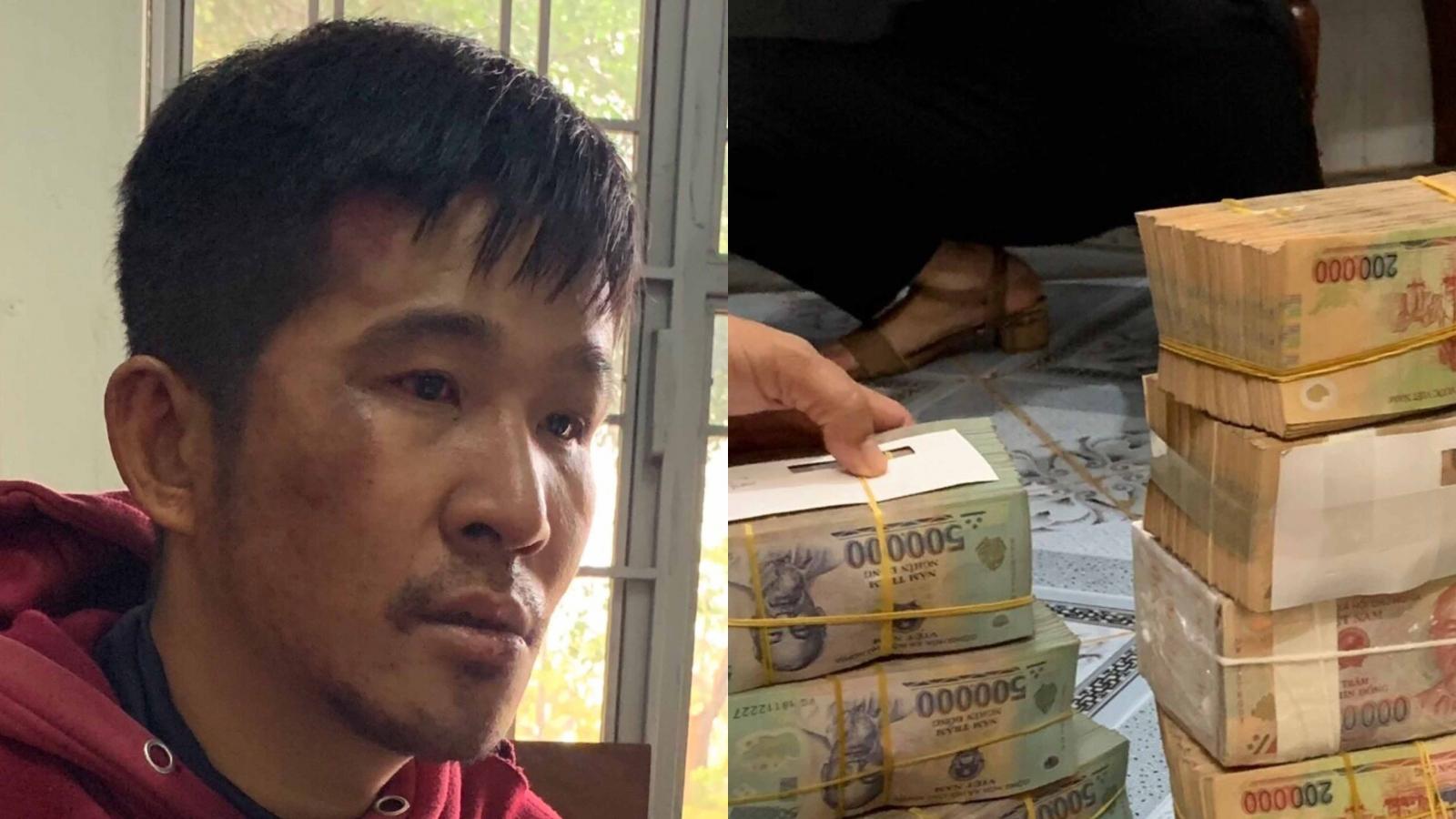 Đục két trộm hơn 6 tỷ đồng