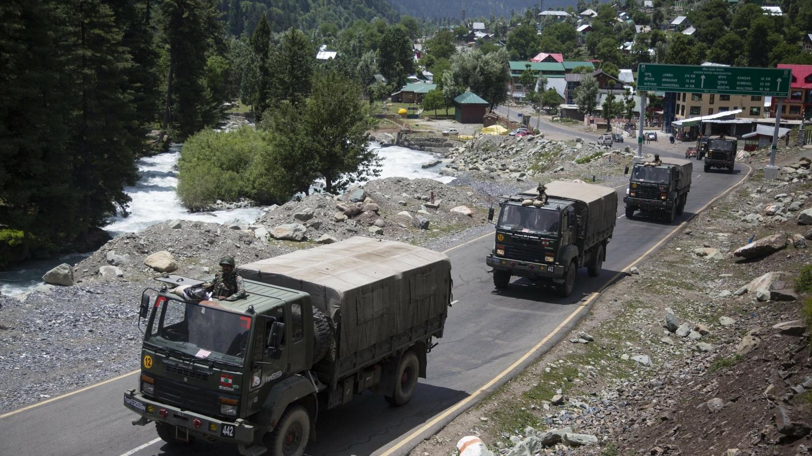 Ấn Độ chuẩn bị diễn tập an ninh gần biên giới với Trung Quốc