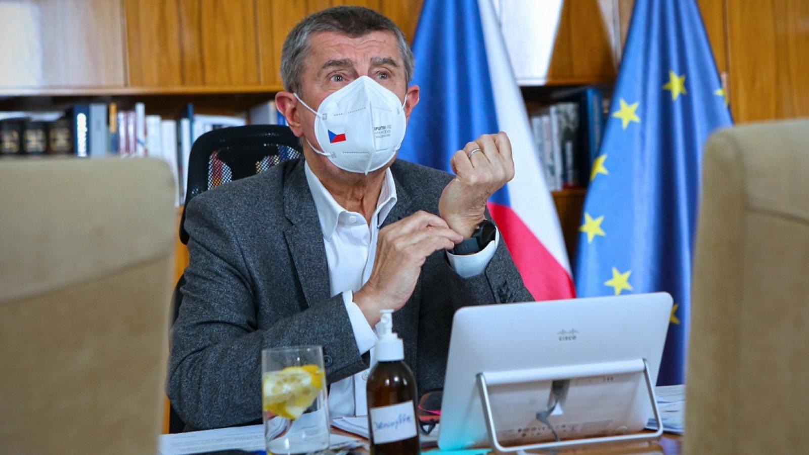 Ủy ban châu Âu khẳng định Thủ tướng Séc có xung đột lợi ích