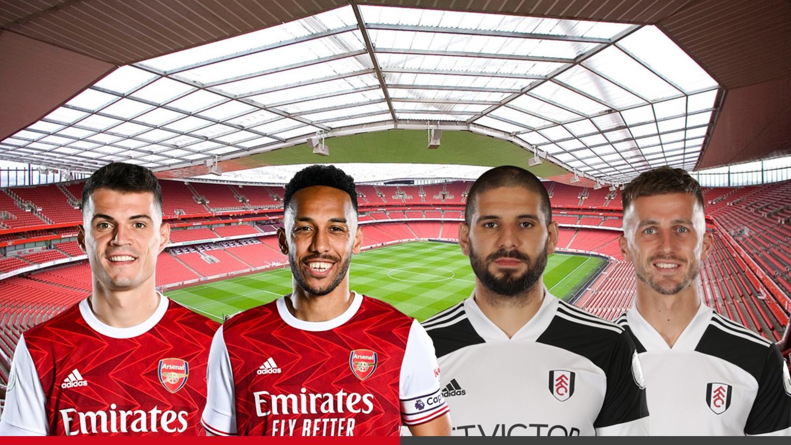 Dự đoán tỷ số, đội hình xuất phát trận Arsenal - Fulham
