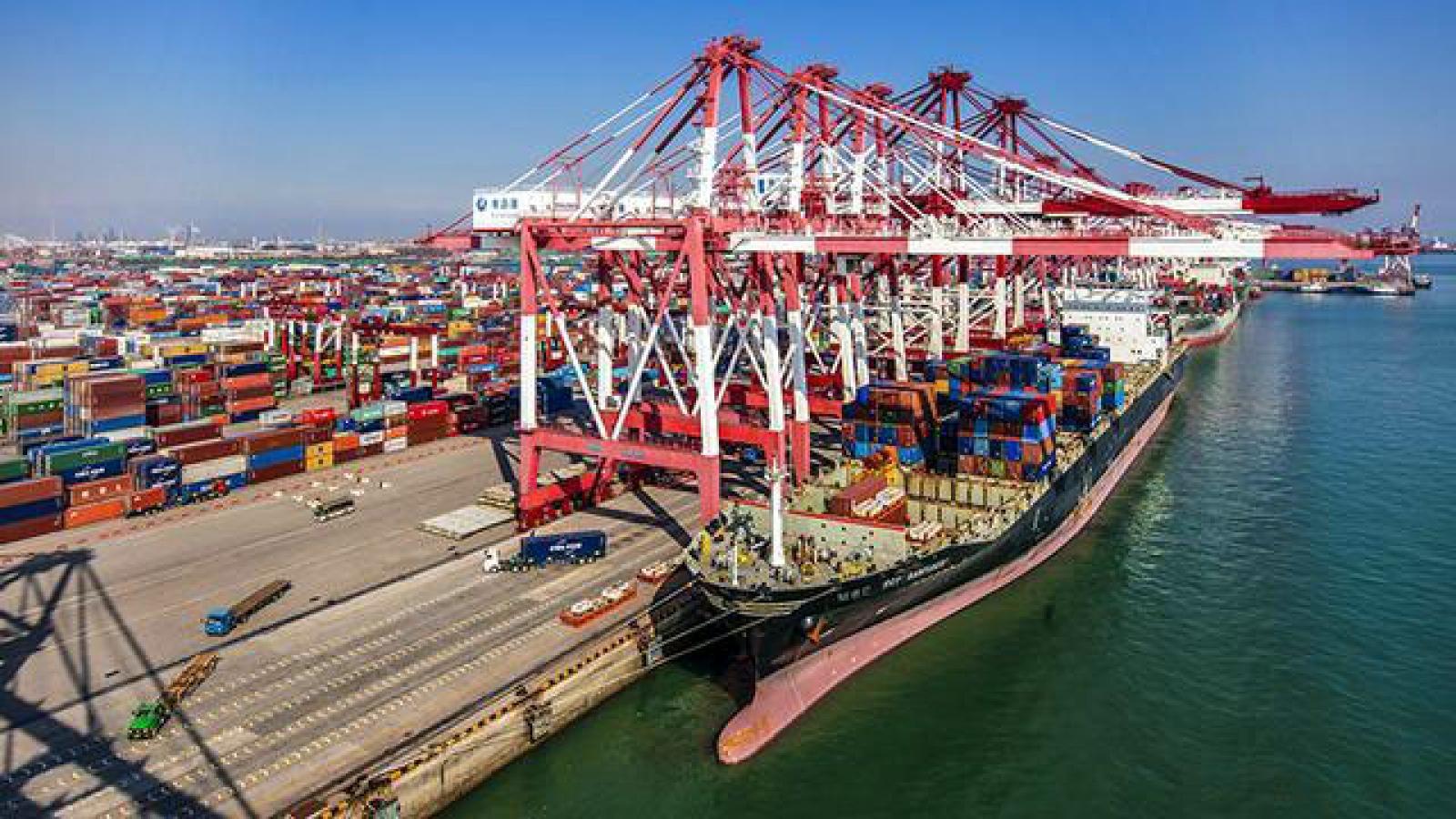 ASEAN tiếp tục là đối tác thương mại số 1 của Trung Quốc