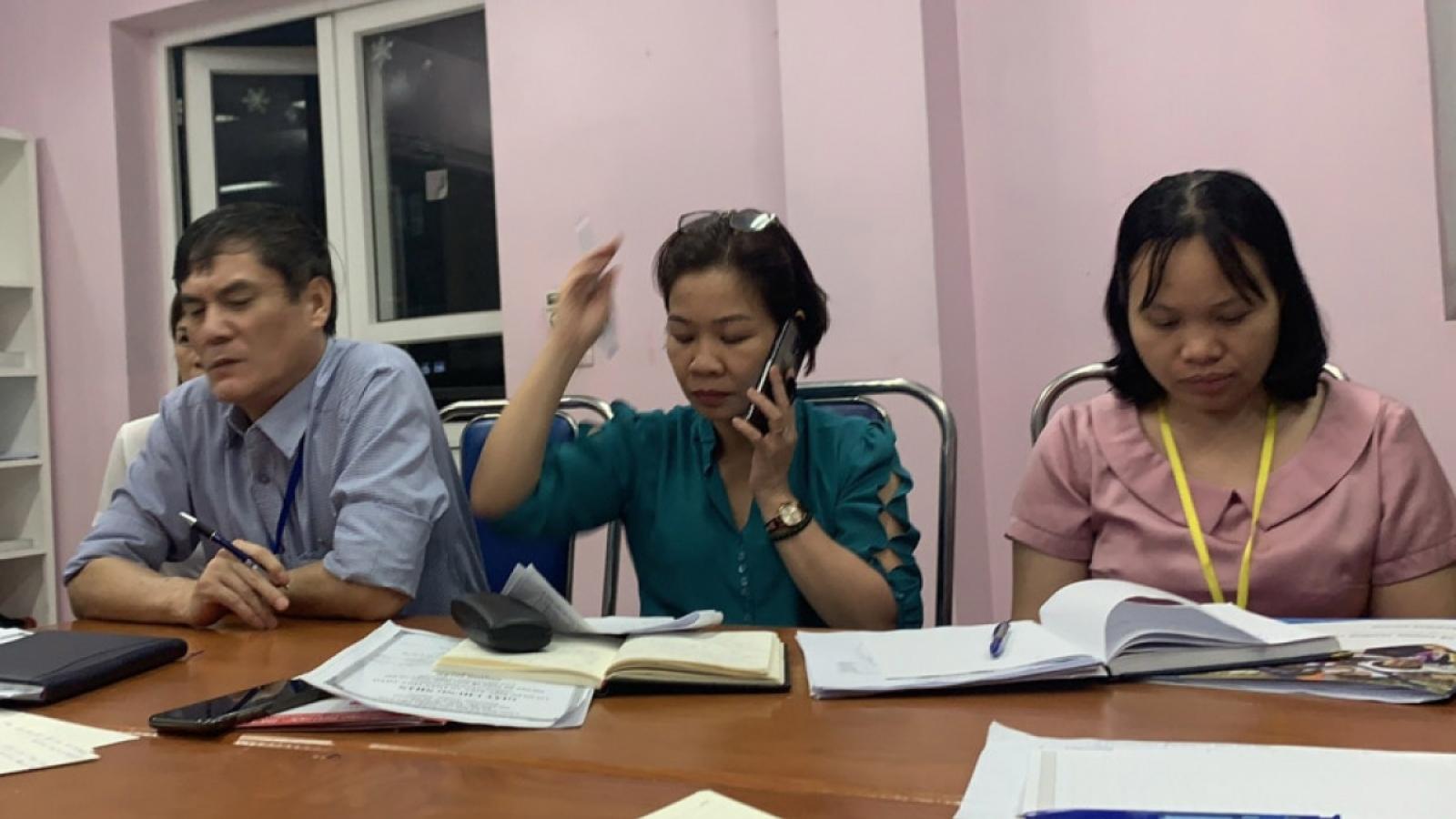 Vụ nghi ngộ độc tại 2 trường học ở Hà Nội: Sức khỏe học sinh đã ổn định