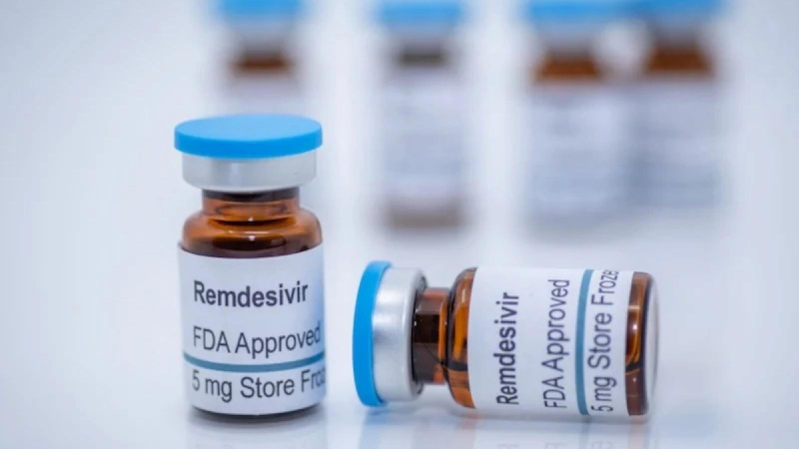 Ấn Độ cấm xuất khẩu thuốc kháng virus Remdesivir khi ca mắc COVID-19 tăng đột biến
