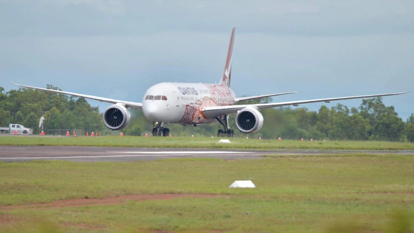 Australiagiảm tần suất các chuyến bay đến từ Ấn Độ