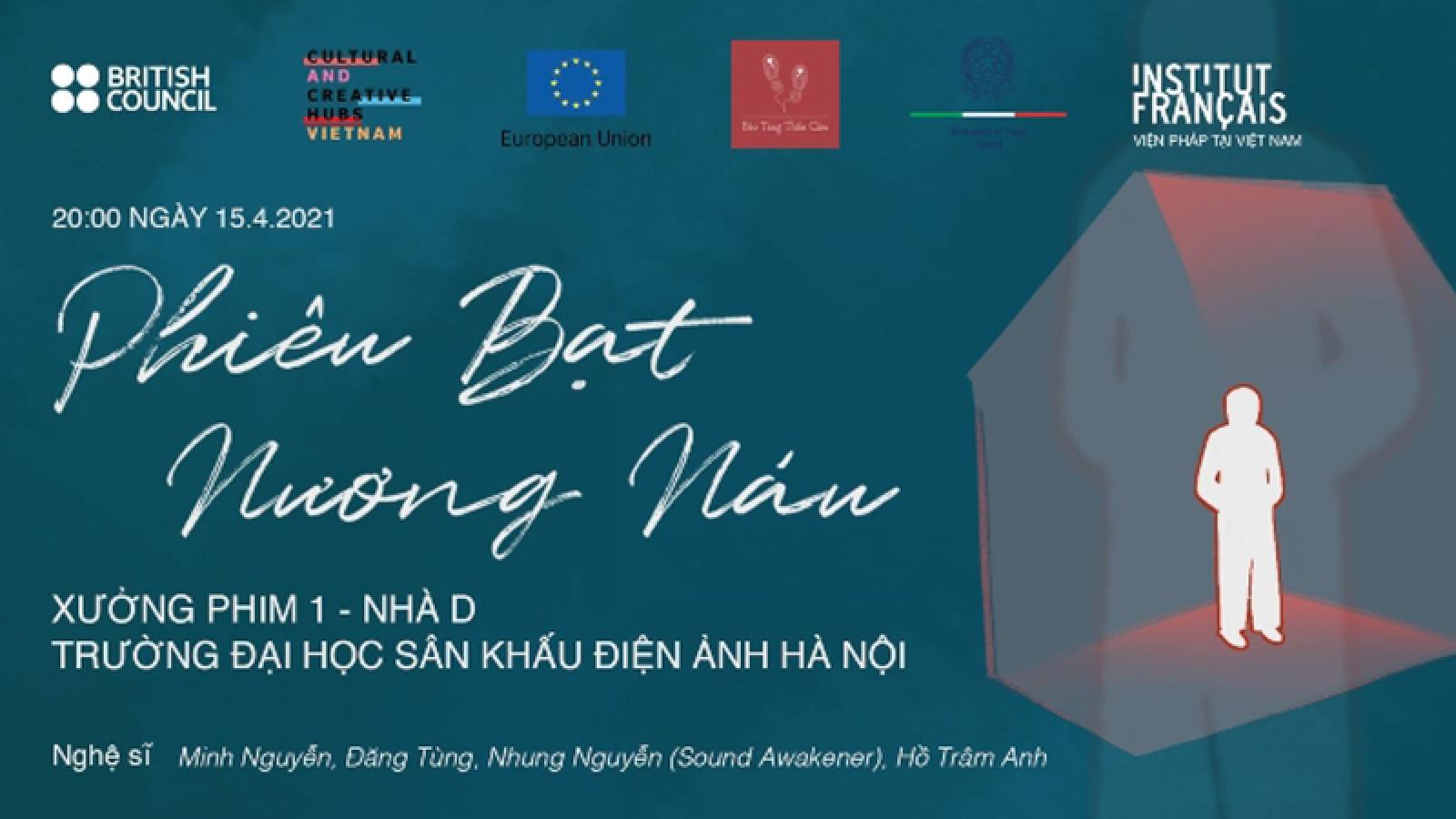 Cine-concert: Adrift/Sheltered to take place on April 15