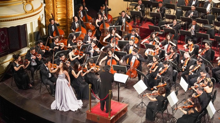 Japanese and Vietnamese artists to perform symphony concert