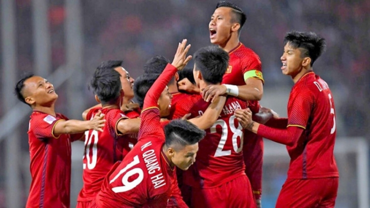 Vietnam climb one notch in latest FIFA rankings