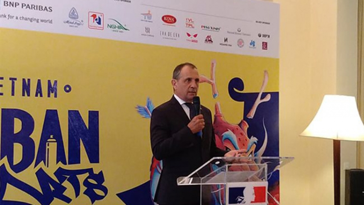 French Consulate General in HCM City to host urban arts event