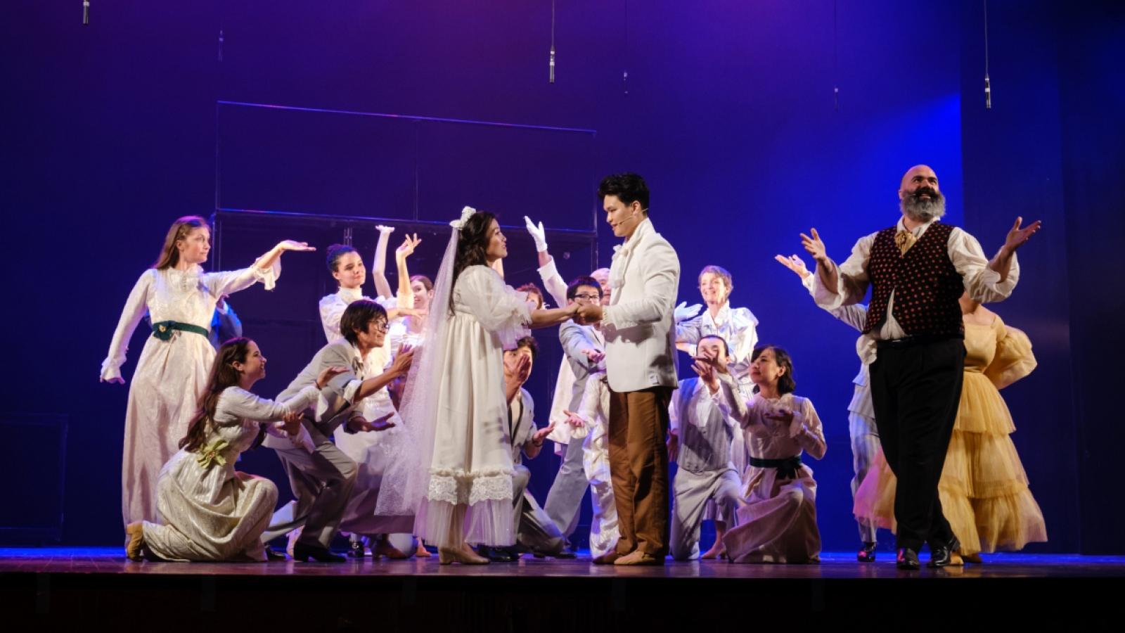 Local audiences welcome nationwide tour of 'Les Misérables'