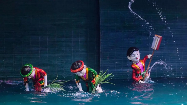 Hanoi Amateur Water Puppet Festival to open in May