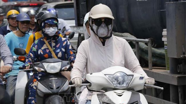 Vietnam's average temperature increases 0.5-0.7 degrees Celsius annually: report