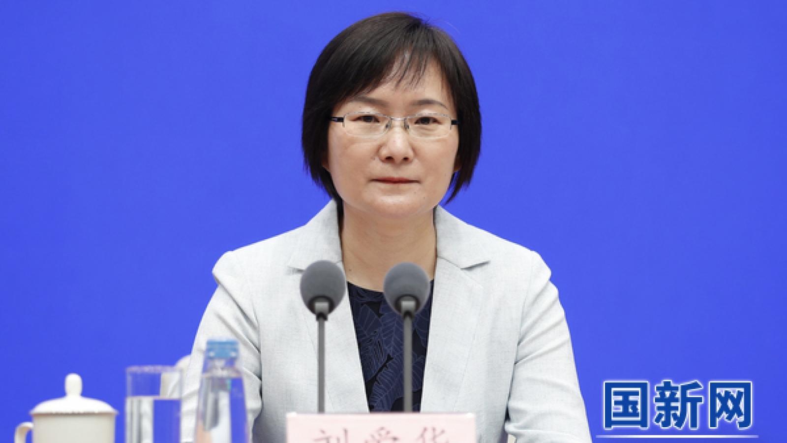 Kinh tế Trung Quốc tăng vọt 18,3% trong quý 1 năm 2021