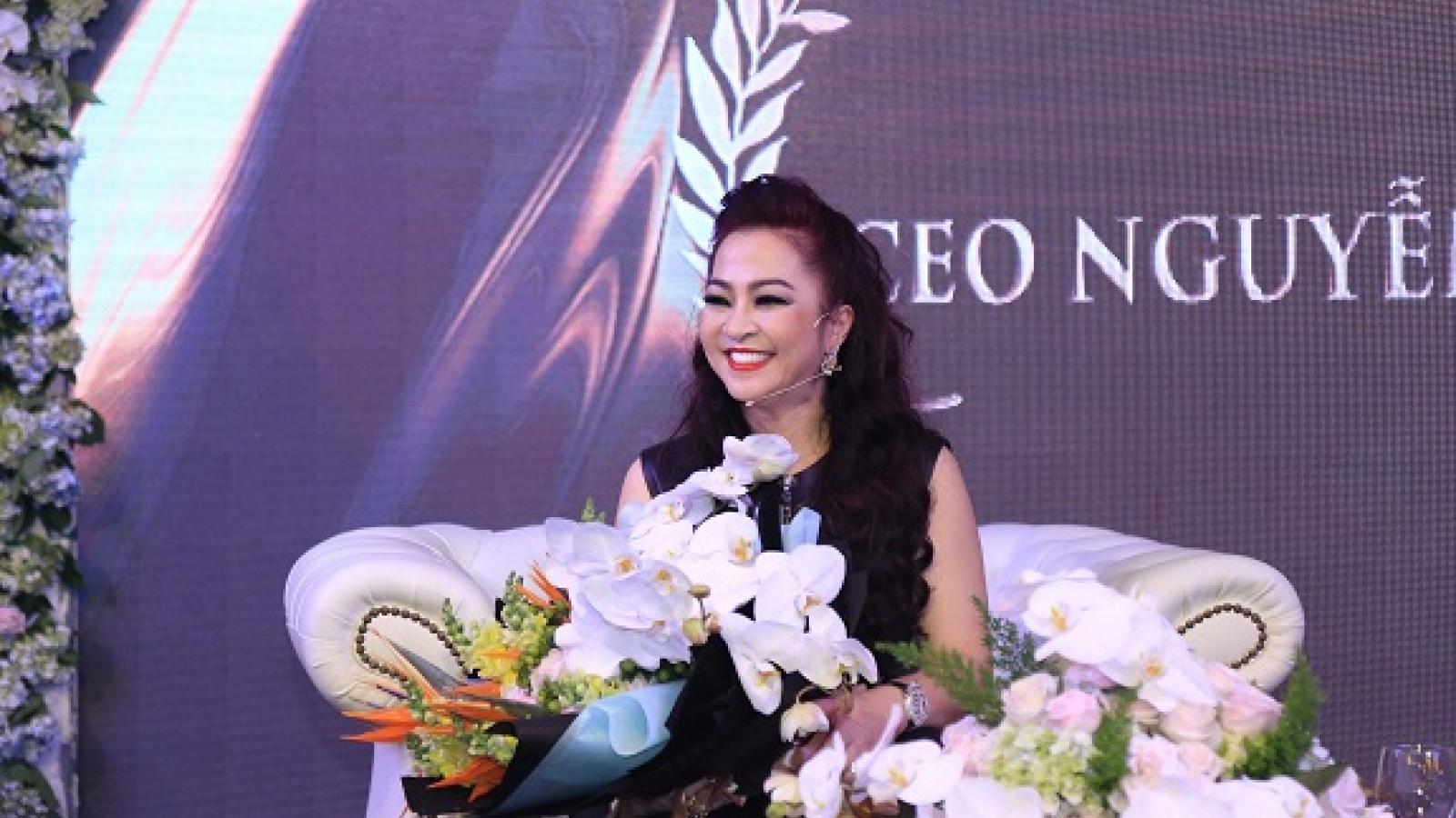 Bà Nguyễn Phương Hằng bị phạt 7,5 triệu đồng bị phát ngôn sai sự thật