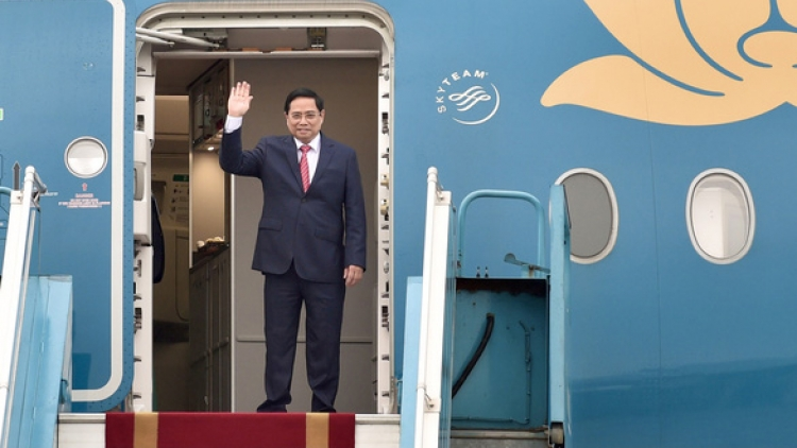 """""""Lãnh đạo mới của Việt Nam thúc đẩy quan hệ đối tác chiến lược với Indonesia"""""""