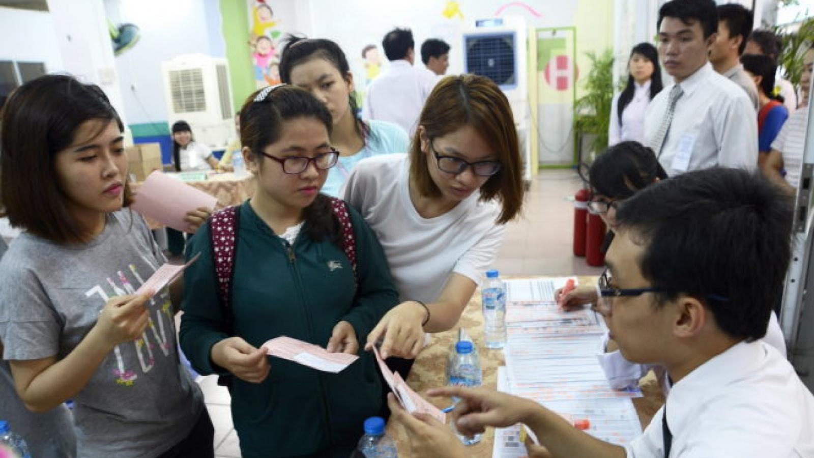 Sinh viên, công nhân khu công nghiệp bầu cử ở đâu?