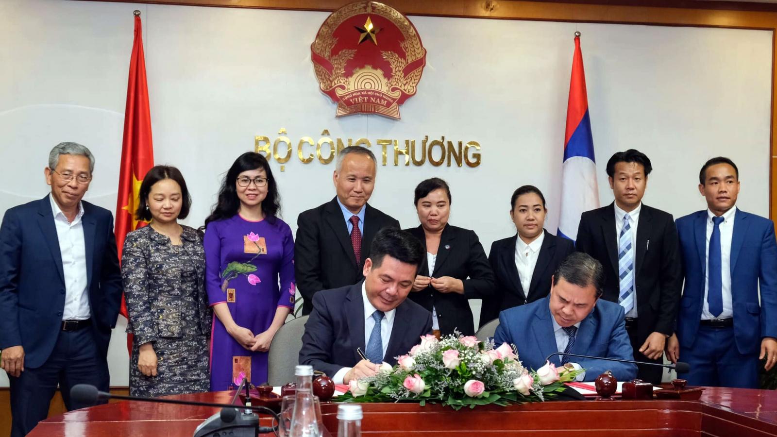 Việt-Lào không để dịch ảnh hưởng, gián đoạn đến lưu chuyển hàng hóa